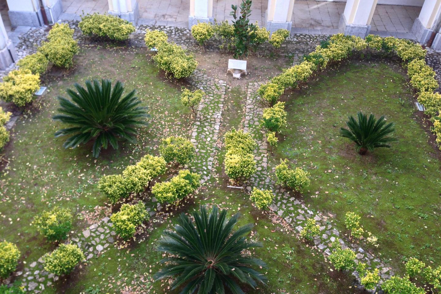 The Garden of the Righteous in Campagna.