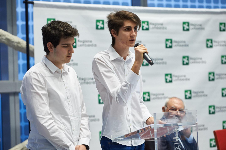 Davide Elli and Matteo Spotti