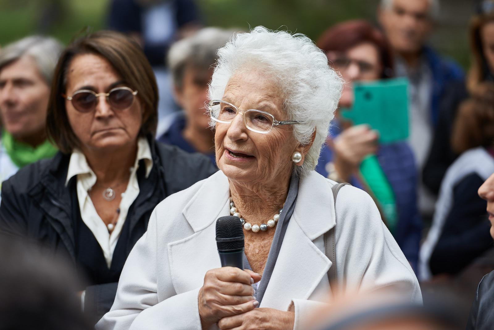 The Life Senator Liliana Segre