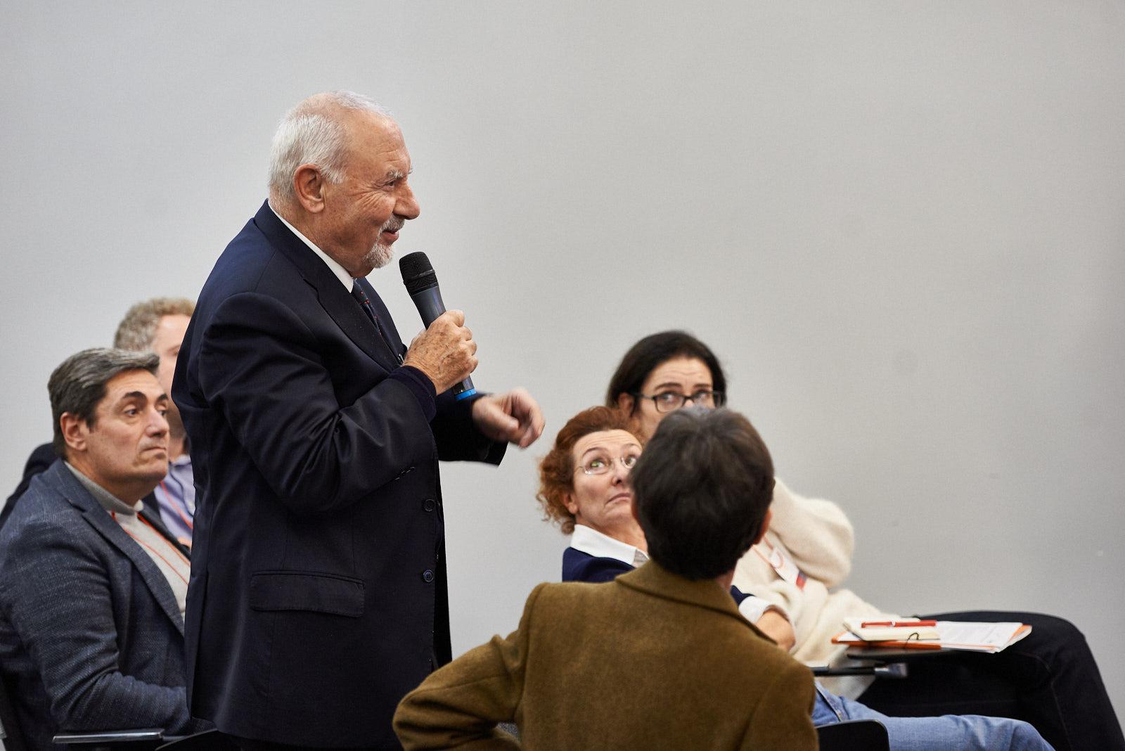 Pietro Kuciukian, Honorary Consul of Armenia in Italy and co-founder of Gariwo