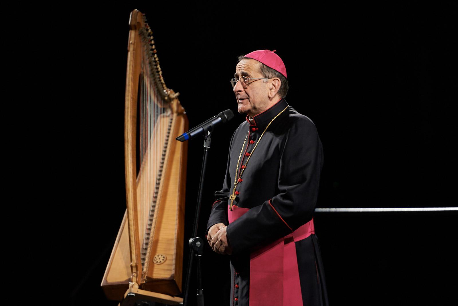 S.E.R. Mons. Mario Delpini, Archbishop of Milan