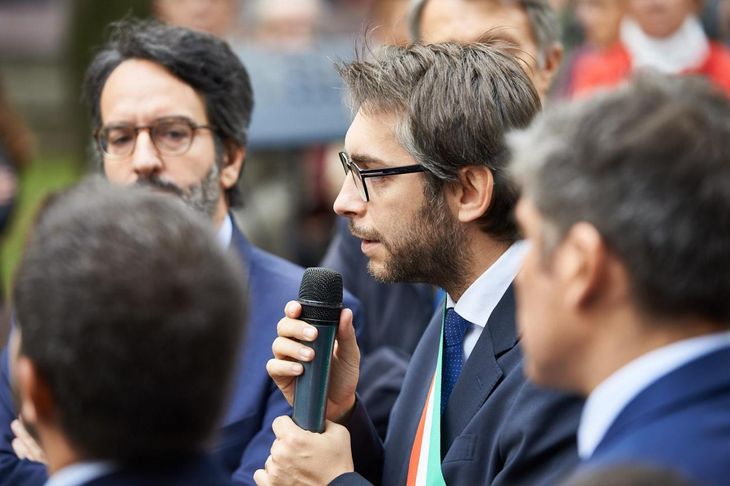 Pierfrancesco Maran, Councillor for City Planning, Green and Agriculture of the City of Milan