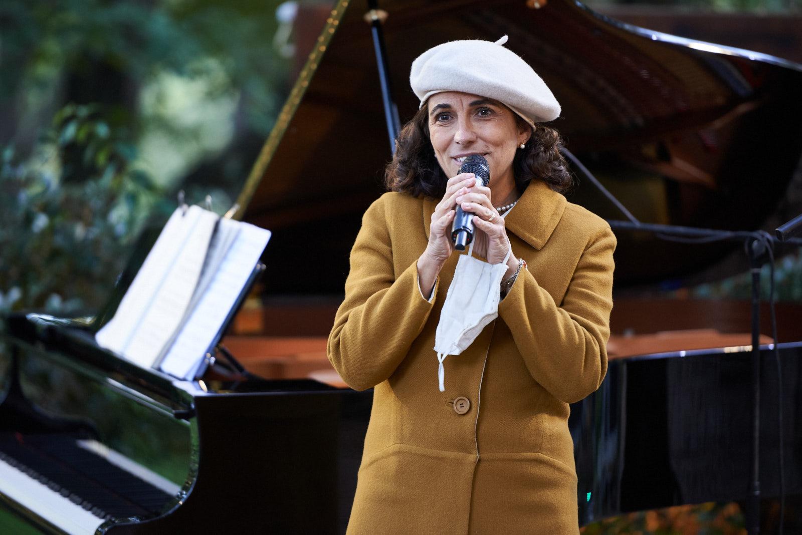 Lucia Martinelli, Musica nell'Aria