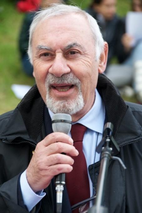 Honorary Consul of Armenia Pietro Kuciukian