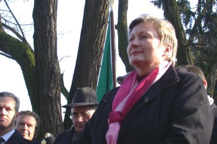 Svetlana Broz for the Garden project in Sarajevo