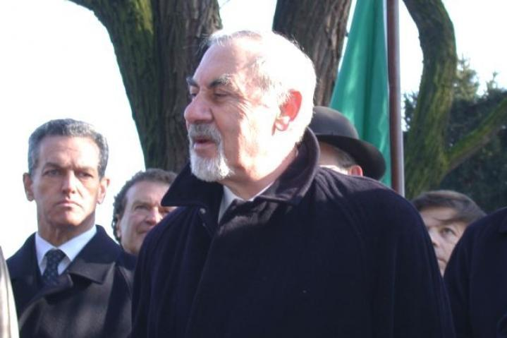 Pietro Kuciukian, founder of the Yerevan Memorial Wall