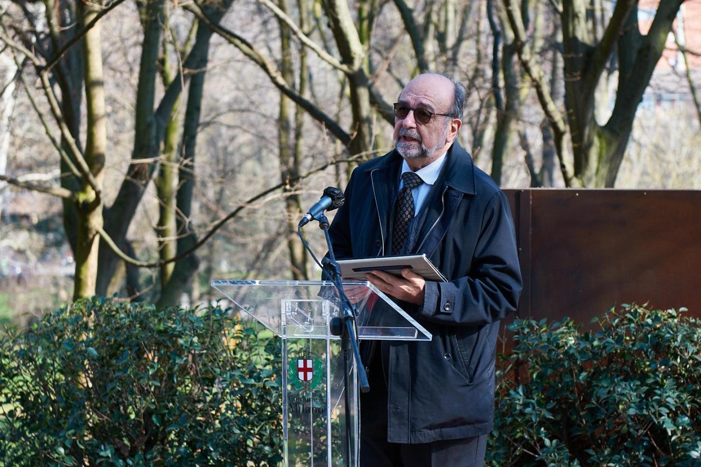 Giorgio Mortara, UCEI Vice President