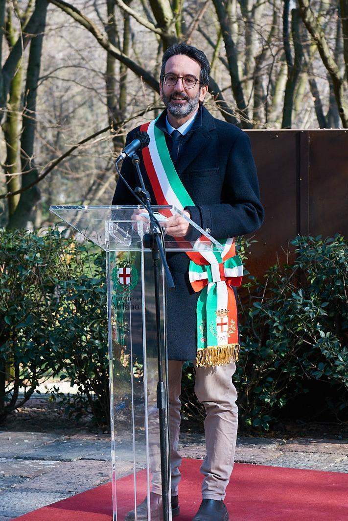 The President of the City Council of Milan, Lamberto Bertolé