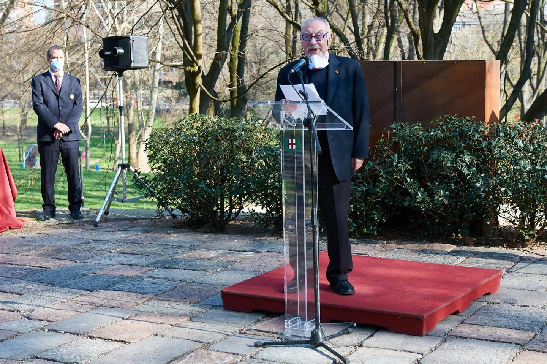 Pietro Kuciukian, honorary Consul of the Republic of Armenia in Italy and co-founder of Gariwo