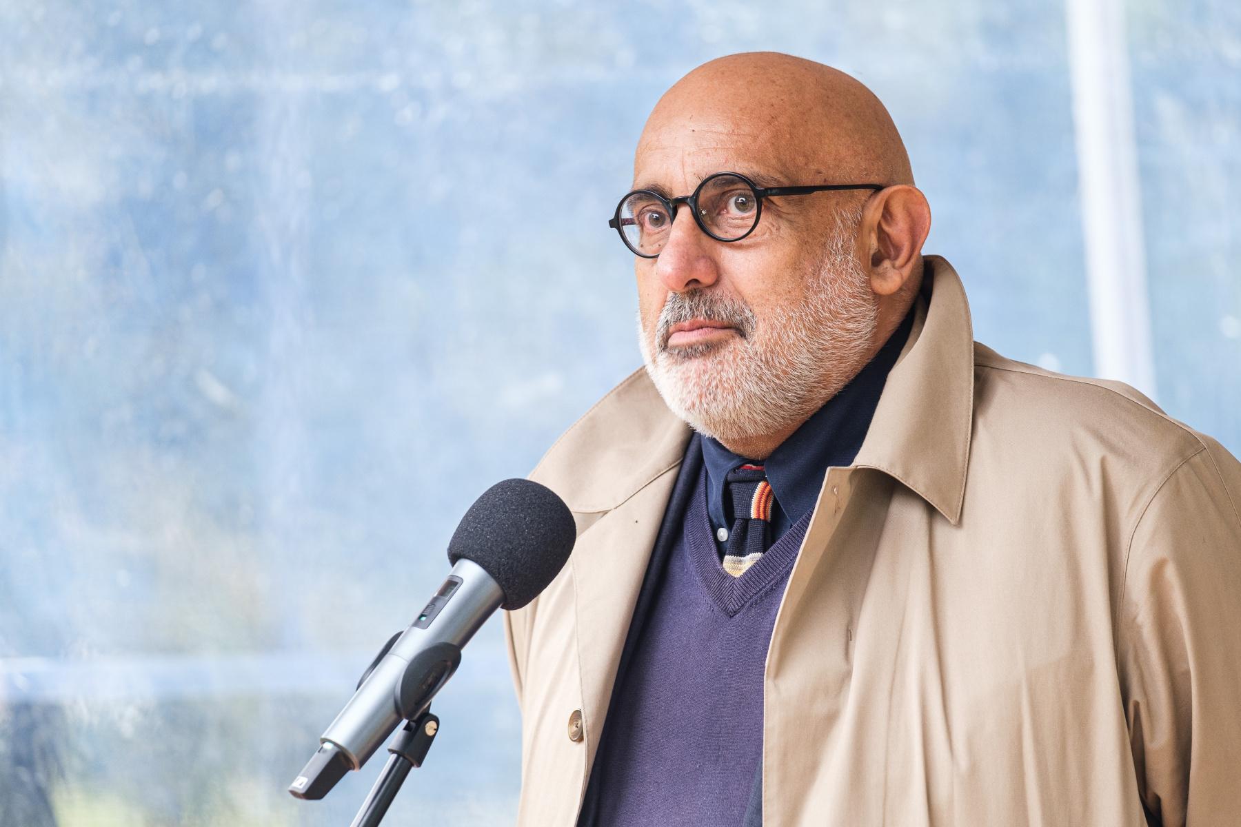 Francesco M. Cataluccio, essayist and writer