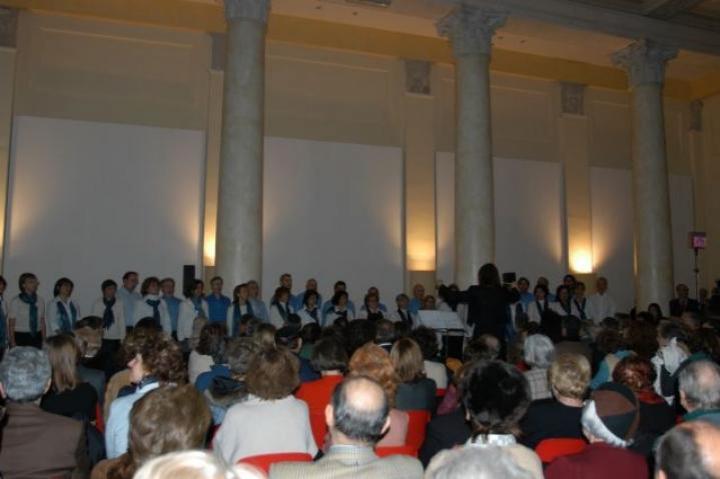 The choir Kol Ha Kolot