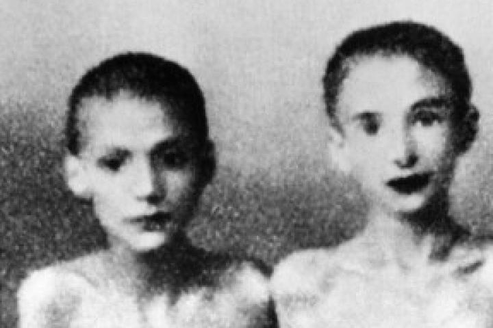 Children that were subjected to experiments by the Nazis and then eliminated