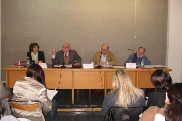 """The speakers of the first meeting on the subject: """"Theoretical foundations of the concept of Righteousness"""""""