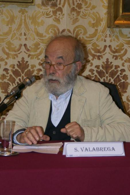 Stefano Valabrega, architect and creator of the project for the new Garden of the Righteous