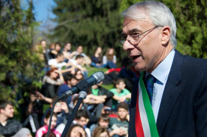 Giuliano Pisapia, mayor of Milan