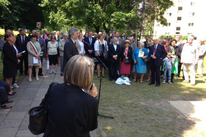 Ziigniew Gluza - President of Warsaw Garden Committee and Karta Foundation