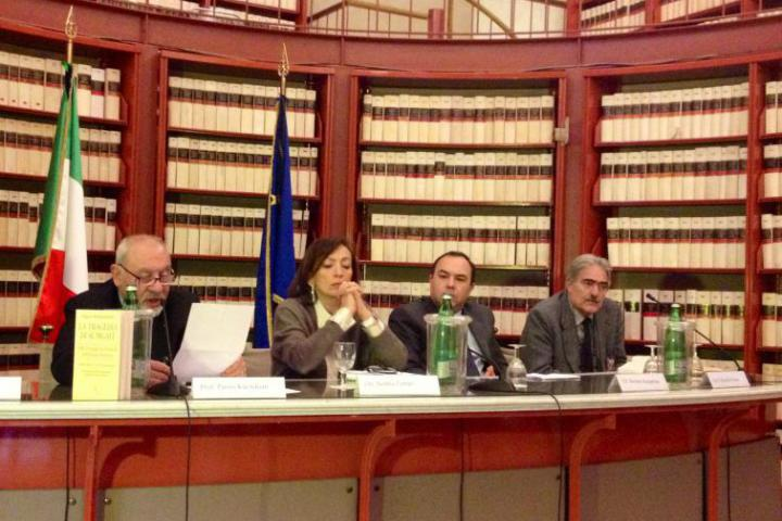 Armenian Consul Pietro Kuciukian's speech at the Italian Parliament on 25 January about the Sumgait tragedy