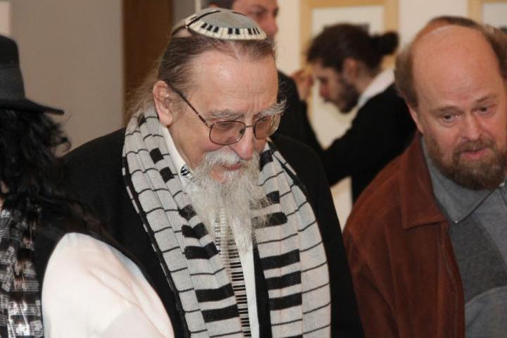 The Head Rabbi of Prague