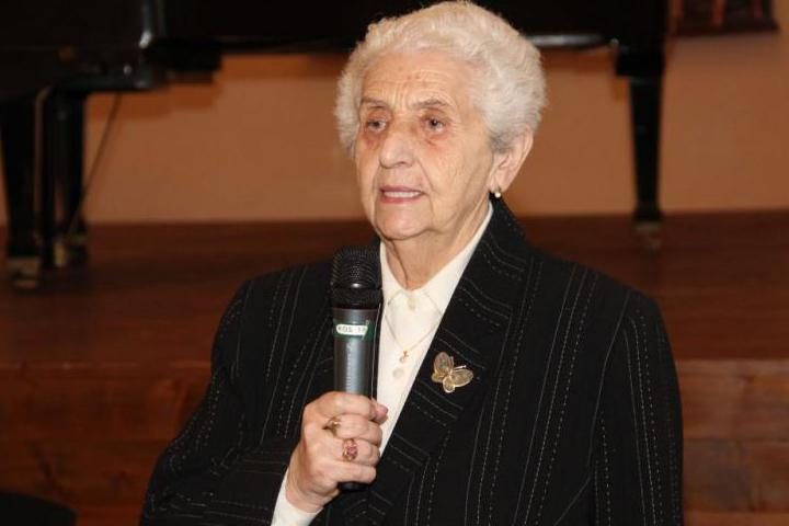 Testimony of Marta Kottova, survivor of the Holocaust
