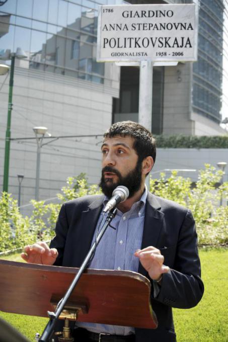 Andrea Riscassi, Rai journalist