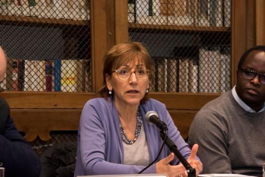 Milena Santerini, Pedagogy Professor of the Catholic University of the Sacred Heart, first signionary of Law 212/2017