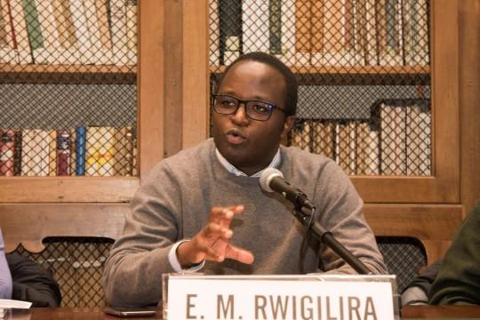 Eugène Muhire Rwigilira recalls the Righteous of Rwanda's genocide