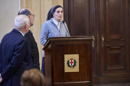 Suor Lucia Bortolomasi
