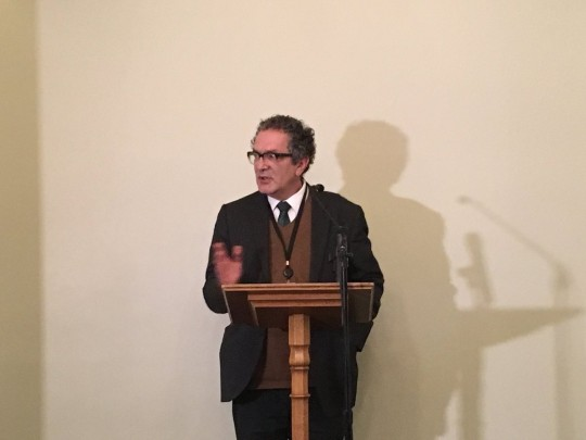 Lord Maurice Glasman, Labour peer, UK Houses of Lords