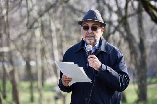Speech Giorgio Mortara, UCEI vice-president