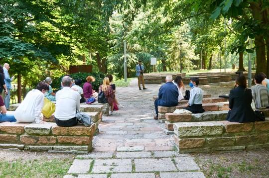 The Anfiteatro Ulianova Radice