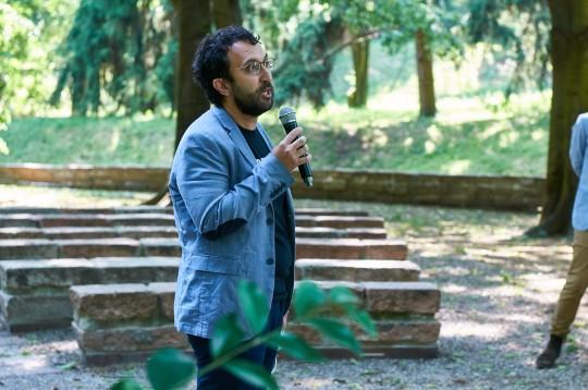 Cenap Aydin, scholar of interreligious dialogue