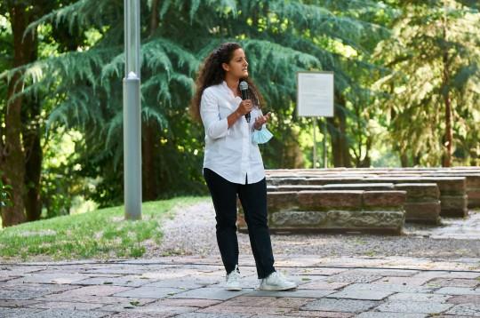 Francesca Gargiulo, sport psychologist