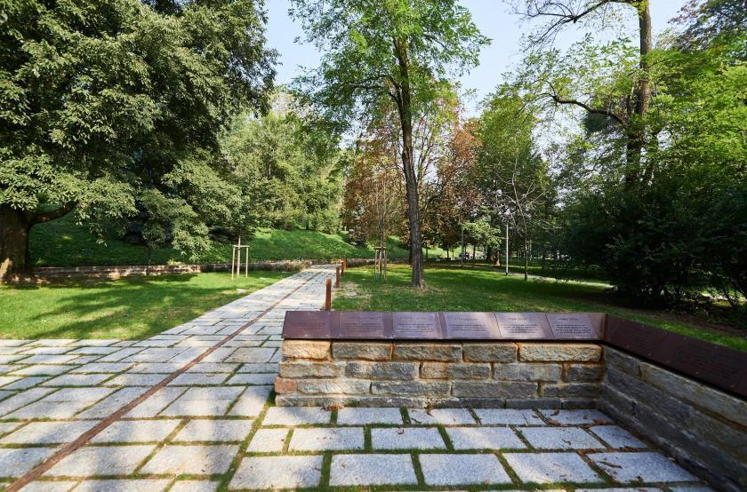 THE NEW RIGHTEOUS have been selected FOR MONTE STELLA GARDEN IN MILAN